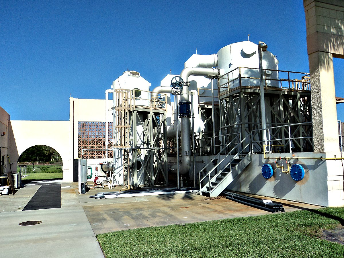 Palm Beach County Utilities Water Department