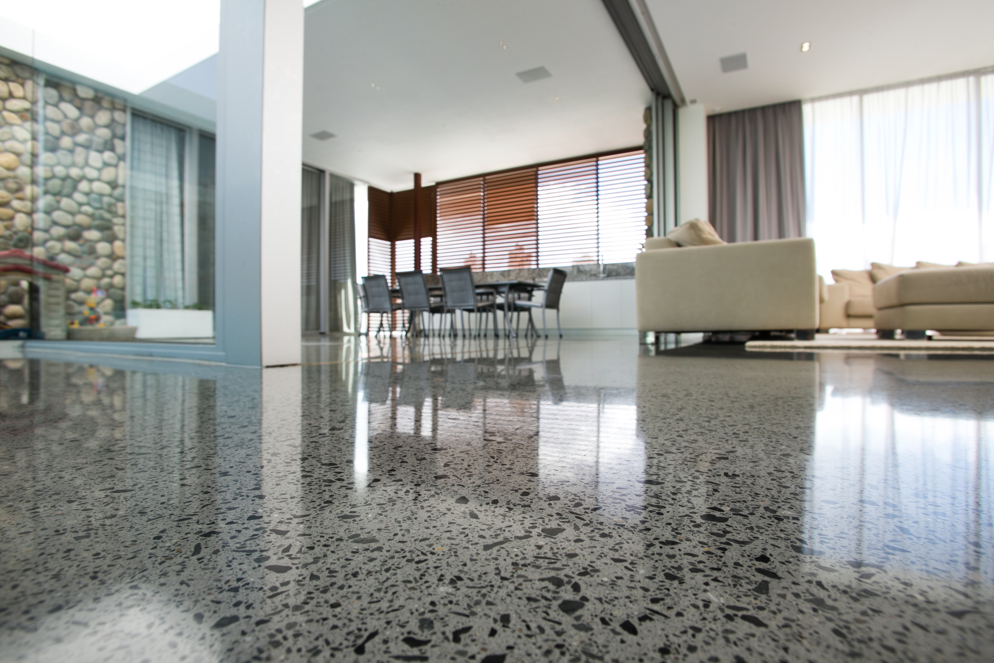 Concrete Polishing One Call Property Services Inc